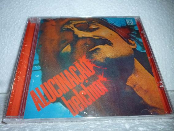 Cd Belchior - Alucinação 1976 Br - Novo Lacrado