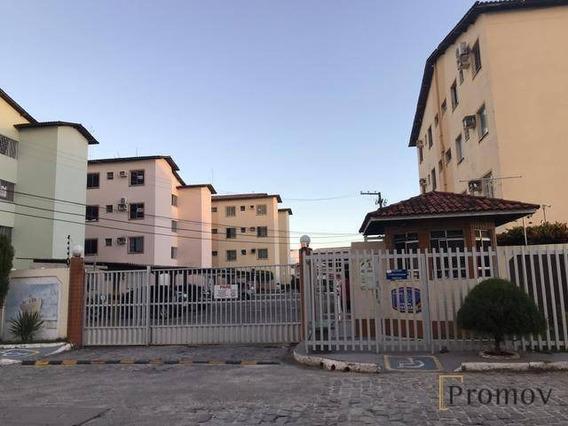 Apartamento Com 2 Dormitórios À Venda, 52 M² Por R$ 120.000 - São Conrado - Aracaju/se - Ap0779