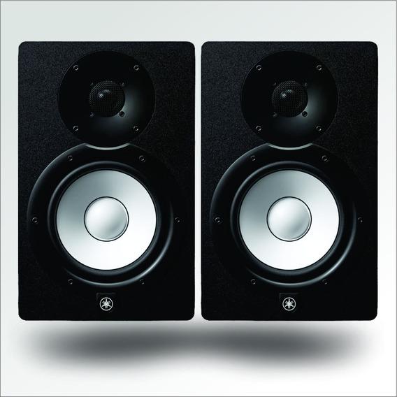Yamaha Hs7 Par Promo Atelie Do Som Rev Autoriz Yamaha