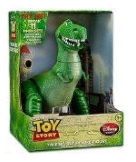 Disney Pixar Toy Story Deluxe Talking Rex 12 Figura