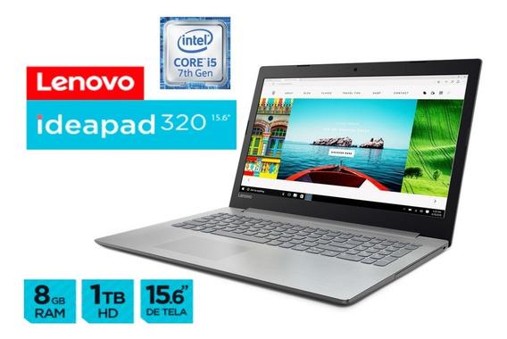 Notebook Lenovo Ideapad 320 I5 Sétima Geração 8gb Ddr4 /1tb