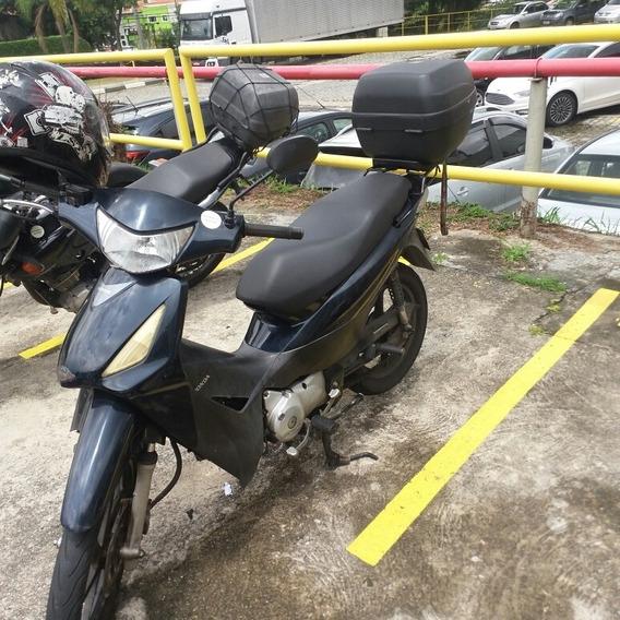 Honda Biz + 125 Completa