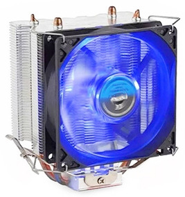 Cooler P/ Processador Gamer Dex Dx-9000 Led Azul Intel Amd