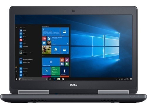 Notebook Dell Precision 7520 1tb Hd 512gb Ssd, 32gb Ram I7