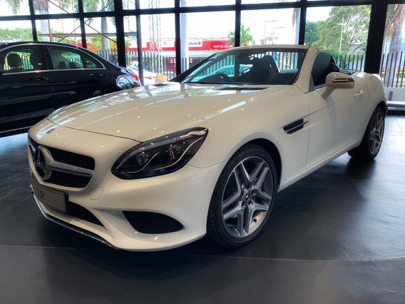 Mercedes Benz Slc 200 Convertible 4*2 At Cuero 2020