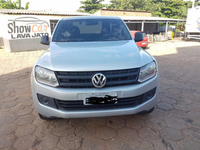 Volkswagen Amarok 2.0 S Cab. Simples 4x4 2p 2014