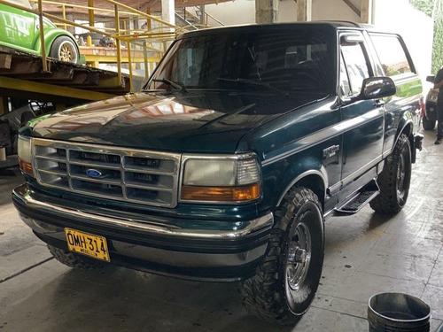 Ford Bronco 1994 5.0 Xlt