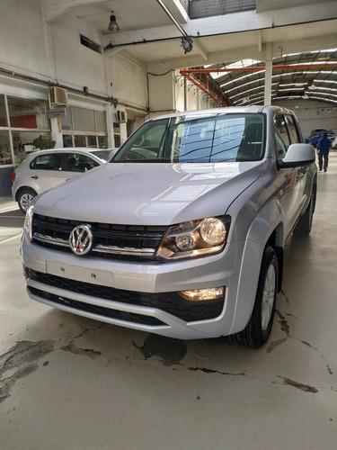 Volkswagen Amarok Comfortline 4x2 At 2.0 Tdi 180cv #28