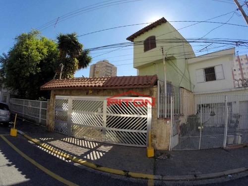 Imagem 1 de 21 de Sobrado Com 3 Dormitórios À Venda, 210 M² - Penha De França - São Paulo/sp - So2038