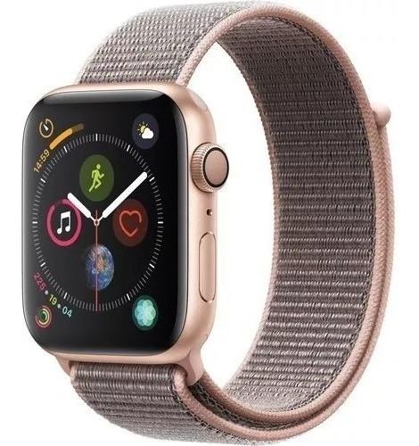 Apple Watch Séries 4 40mm Gps S4 Lançamento + Nota Fiscal