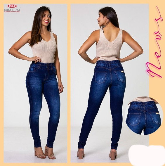 Calça Feminina Biotipo Jeans Melissa 25121