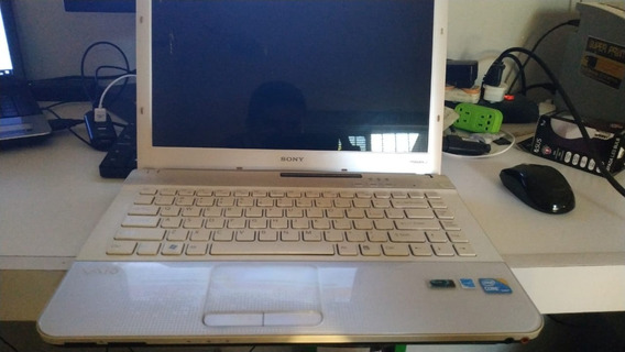 Notebook Sony Vaio Vcpea 24fm