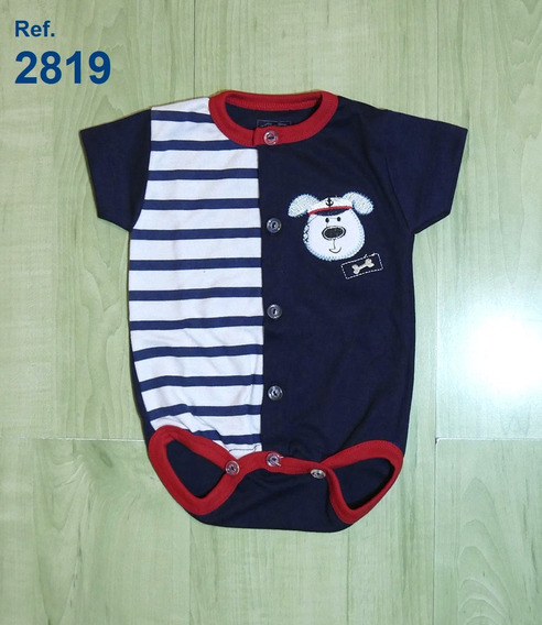 Body Marinero, Ropa De Bebé Recien Nacido R2819