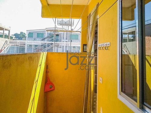 Espaçoso Apartamento Com 02 Dormitórios No Jardim Iv Centenário Em Guarulhos - Ap5755