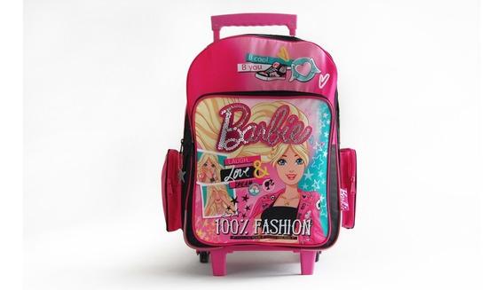 Mochila De Carrito Barbie 16793w Original 19