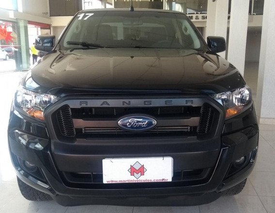 Ranger 2.2 Xls 4x4 Cd 16v Diesel 4p Automatico 2016/2017