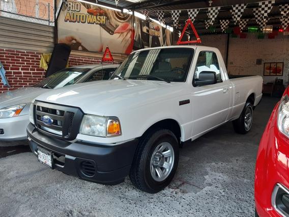 Ford Ranger 2008 Pickup Xl L4 5vel Aa Mt