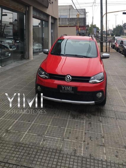 Volkswagen Crossfox Comfortline 2014