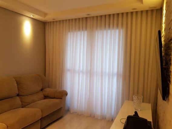 Apartamento Em Tatuapé, São Paulo/sp De 83m² 3 Quartos À Venda Por R$ 640.000,00 - Ap235664
