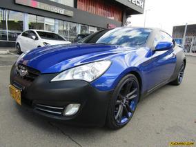 Hyundai Genesis Full Equipo