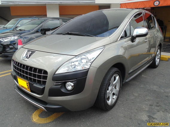 Peugeot 3008 3008 1.6 At Turbo Full Equipo