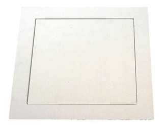 Tapa Inspección Marco Oculto 60x60 Cielorraso Durlock 12,5mm