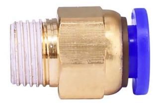 Acople Tubo Ptfe Conector Pc6-01 Filamento 3mm Itytarg