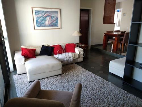 Imagem 1 de 19 de Flat Para Aluguel Em Cambuí - Fl024589