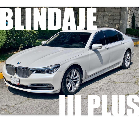 Bmw Serie 7 4.4 750lia Excellence At 2016
