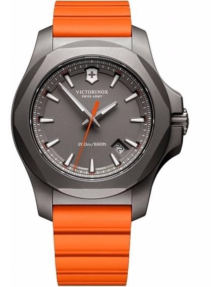 Reloj Victorinox Inox Suizo De Titanio 241758 Original