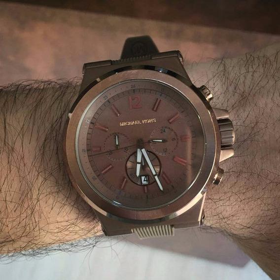 Relógio Michael Kors Dylan Brown Mk8216