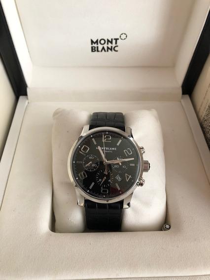 Relógio Montblanc Timewalker 9670 Original