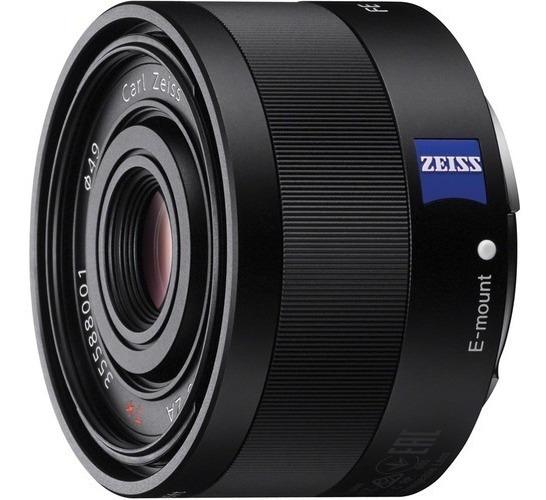 Lente Sony T * Fe 35mm F/2.8 Za Sel35f28z - Loja Platinum