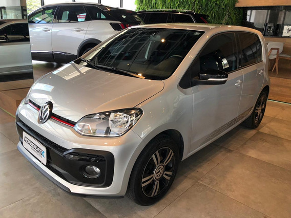 Volkswagen Up Tsi Connect 1.0 Turbo Manual Flex 2018