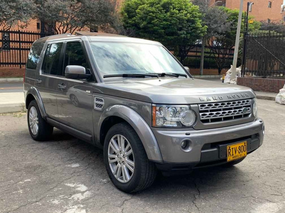 Land Rover Discovery 4 Hse V8 5.0
