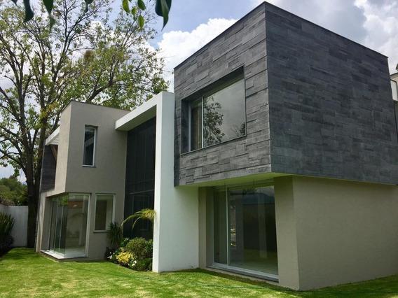 Venta Residencia En Condominio En San Jerónimo Lidice