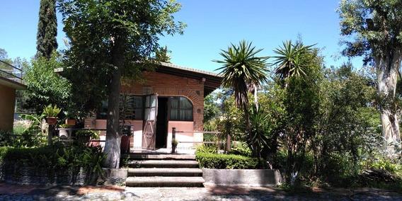 Casa En Renta Carretera Tenancingo Zumpahuacan, Zumpahuacán