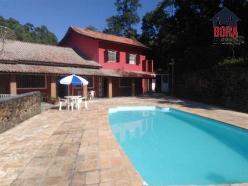 Chácara Com 5 Dormitórios À Venda, 3200 M² Por R$ 560.000 - Jardim Sandra - Mairiporã/sp - Ch0245
