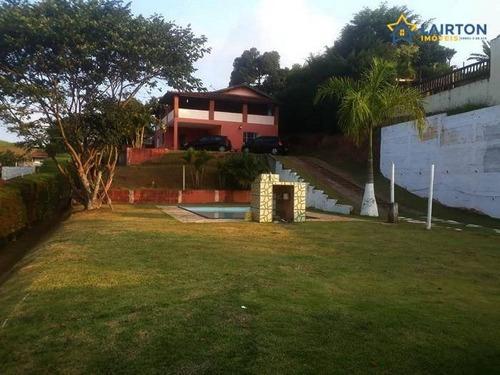 Chácara Com 2 Dormitórios À Venda, 1400 M² Por R$ 500.000,00 - Jardim Colina Do Sol - Bom Jesus Dos Perdões/sp - Ch1270