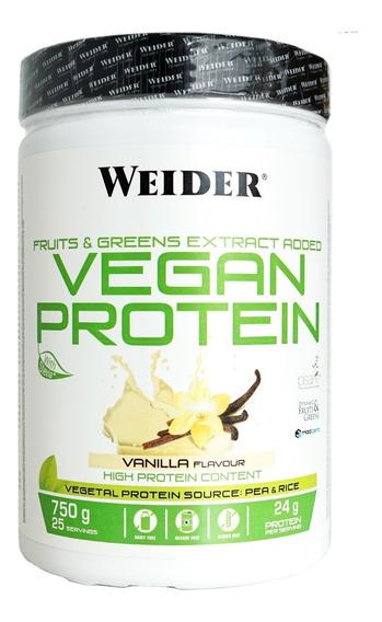 Proteina Vegana (no De Soja) Importada Sin Gluten Ni Lactosa