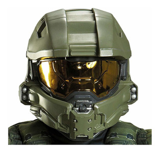 inc - Halo: Casco Completo Infantil Master Chief