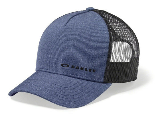Gorra Oakley Ajustable Camionero Original Hombre Chalten Cap