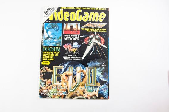 Revista Videogame, Ano 3, N. 24, Março, 1993
