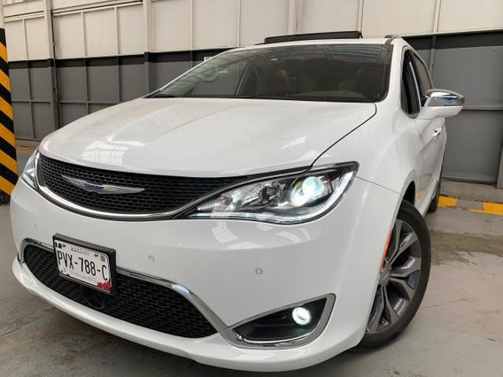 Chrysler Pacifica 5p Limited Platinum V6 Ta Piel Gps Qcp X