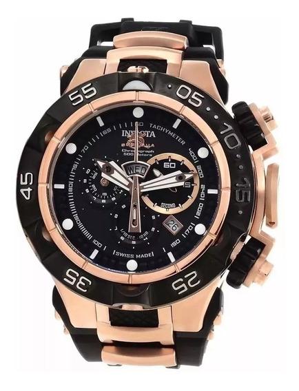 Relógio Lkj5689 Invicta 12888 Subaqua Noma V Original Lindo