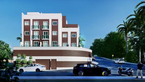 Imagem 1 de 7 de Cobertura Com 2 Dormitórios À Venda, 121 M² - Jardim Pilar - Santo André/sp - Co2877