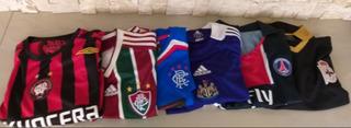 Camisa Futebol Europeu Rangers Deportivo La Coruna Newcastle