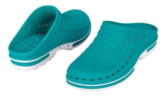 Wock Clog Zapato Profesional Ligero Cómodo Mujer Enfermera