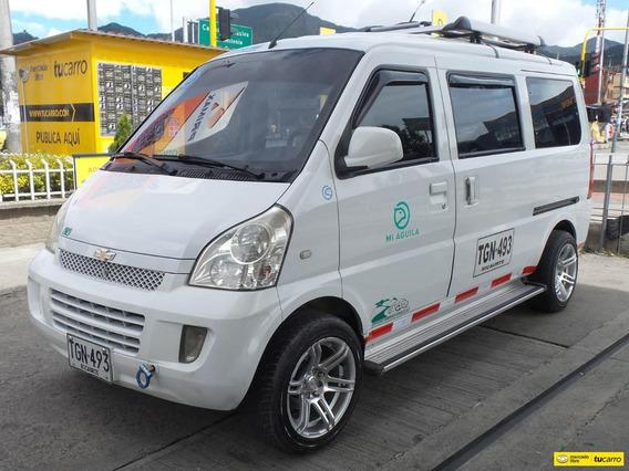 Chevrolet N300 Move Van
