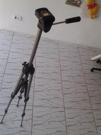 Tripé Câmera/filmado Vanguard Profissional Novo